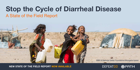 Stop the Cycle of Diarrheal Disease: A State of the Field Report