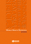 World Health Statistics 2009 report